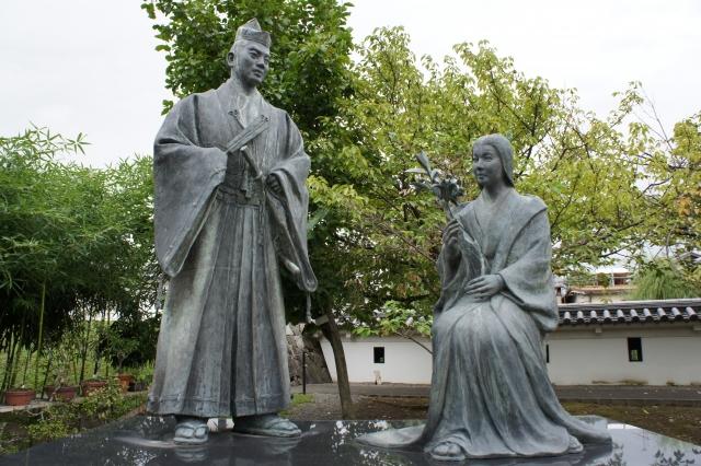 細川忠興とガラシャ
